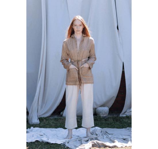 Fulmarix Linen Jacket