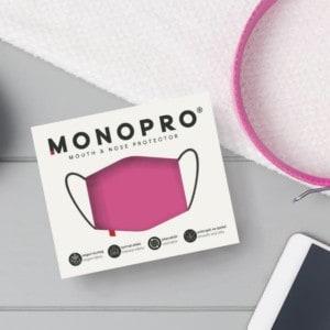 Monopro Mund Nasen Schutz Maske